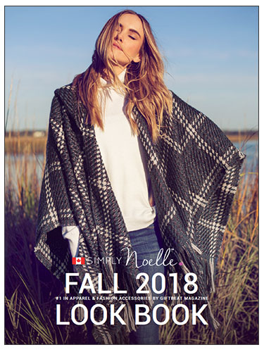 Simply Noelle Look Book Fall 2018 Collection