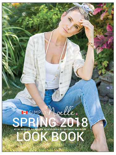 Simply Noelle Look Book Spring 2018